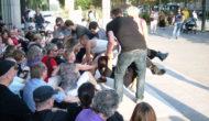 Öffentliches Blockadetraining am Montag, den 27.9. um 18.30 Uhr in Bonn