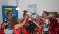 Prozess wegen GALIDA Römer-Aktion bei FDP am 21.03.2011