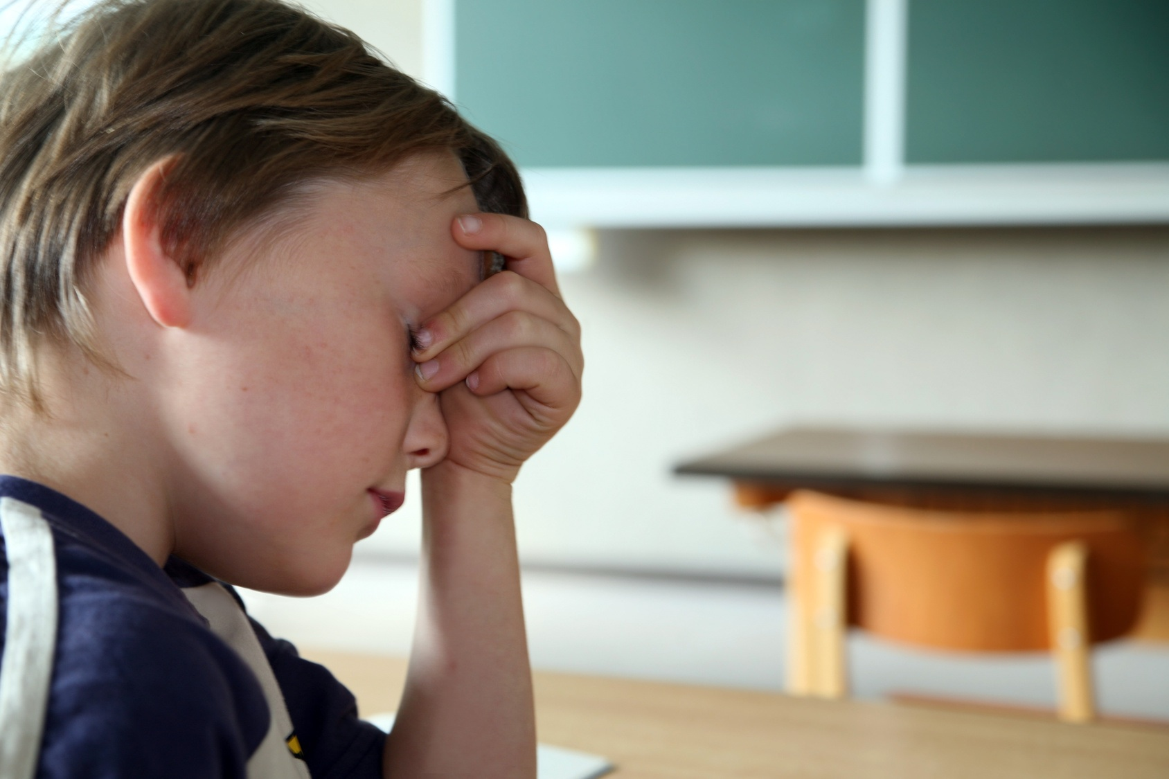 Schule: Wohlfühlfaktor Fehlanzeige
