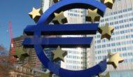 Solidaritäts- und Protestkundgebung vor der EZB in Frankfurt am 15. Februar