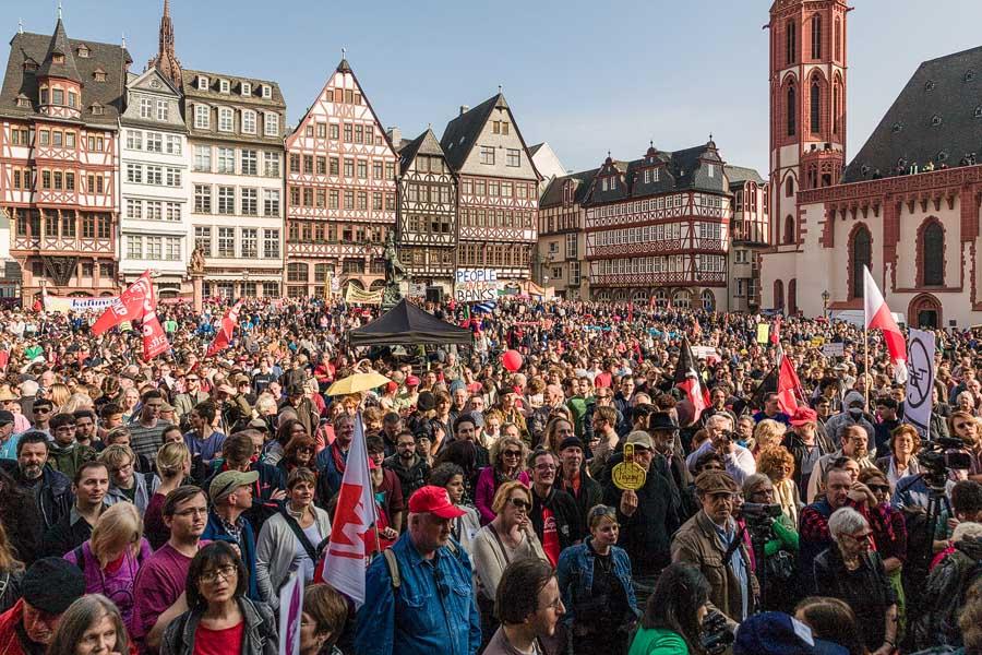 Blockupy macht weiter